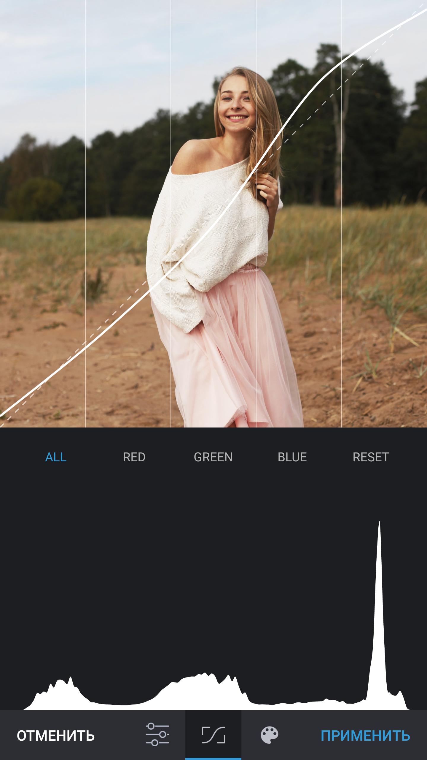 Android: эволюция фоторедактора ВКонтакте