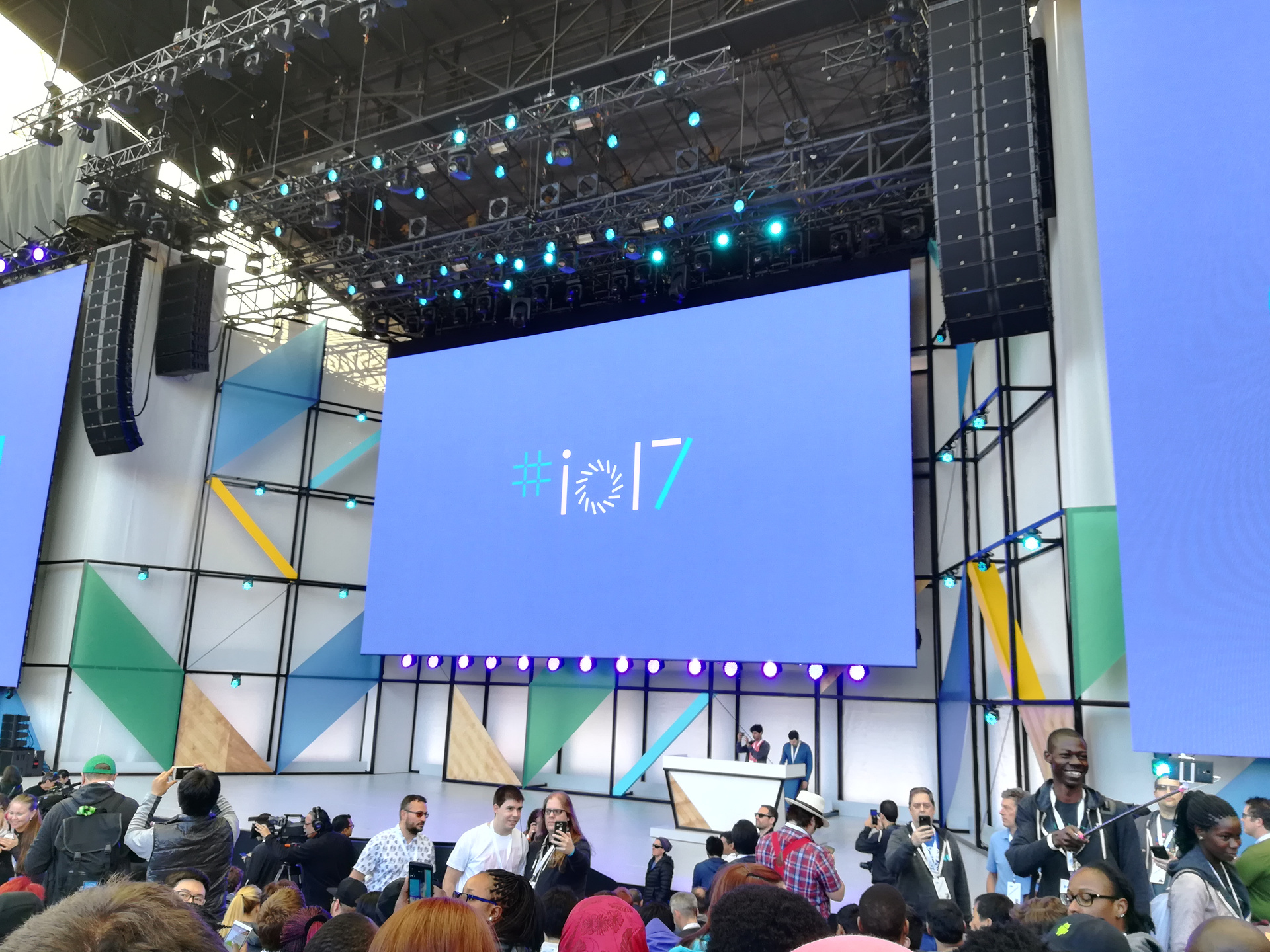 Поездка на Google I/O: как, зачем и сколько стоит