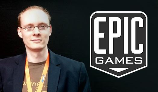 Приглашаем на официальный мастер-класс по UE4 от Epic Games