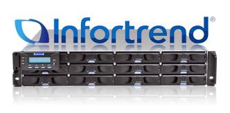СХД Infortrend — альтернатива А-брендам. Обзор и тестирование