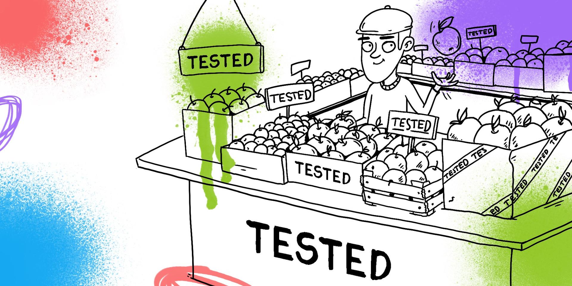 Ядро автоматизации тестирования в микросервисной архитектуре