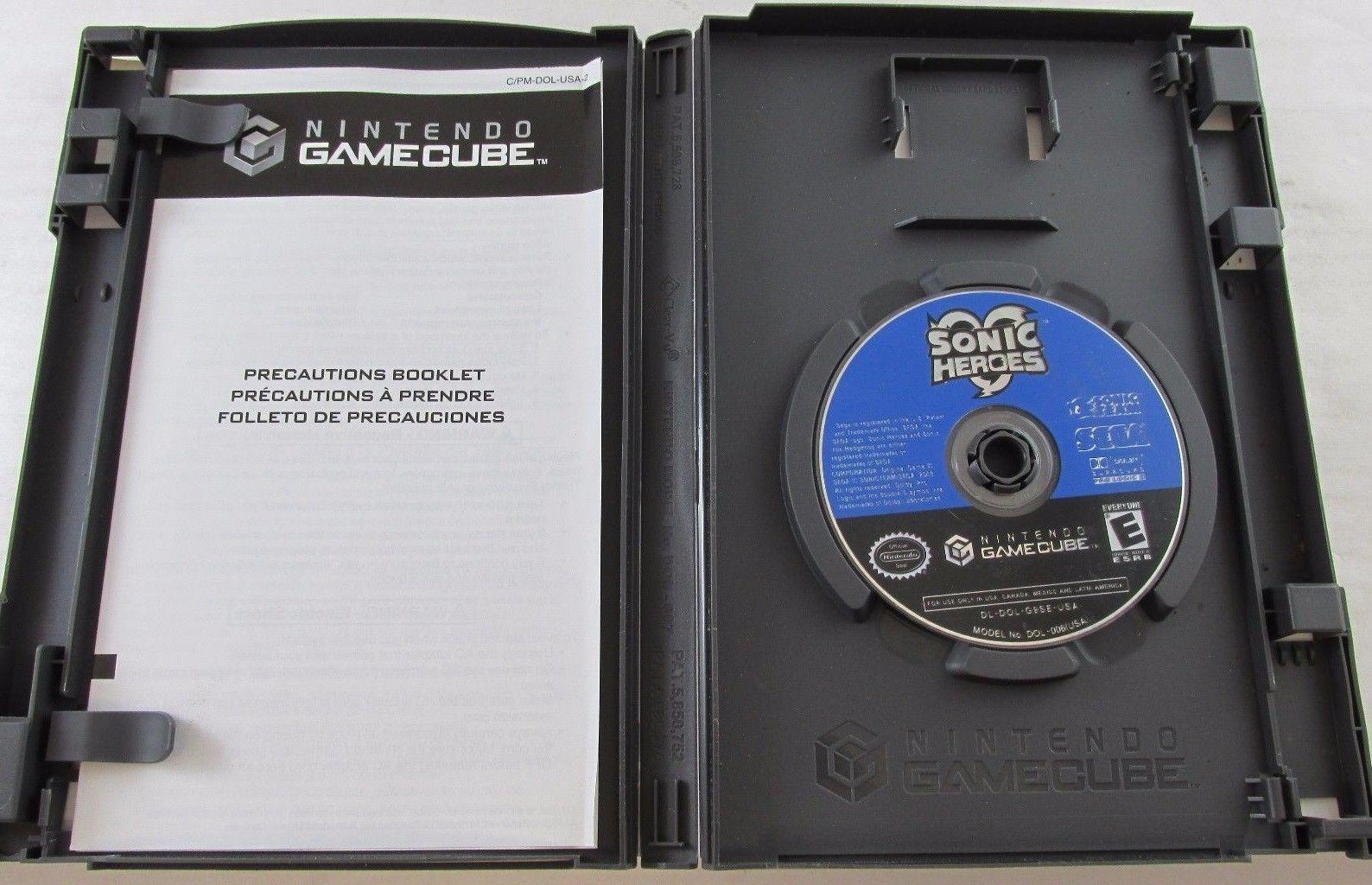 Gamecube — устройство файловой системы
