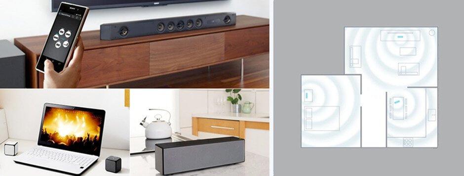 Звук везде, или мультирум как способ сделать музыкальным весь дом