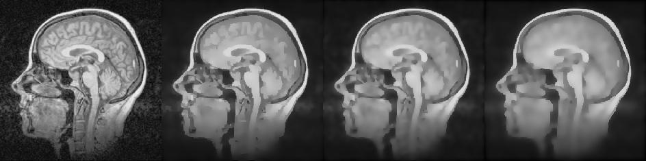 [Из песочницы] Сглаживание изображений фильтром анизотропной диффузии Перона и Малика