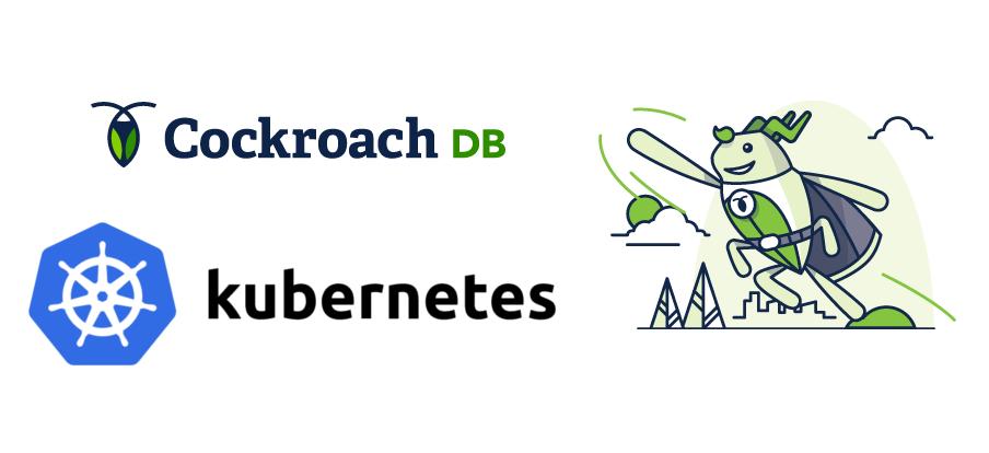 Оркестровка СУБД CockroachDB в Kubernetes
