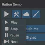 Nuklear+ — миниатюрный кроссплатформенный GUI