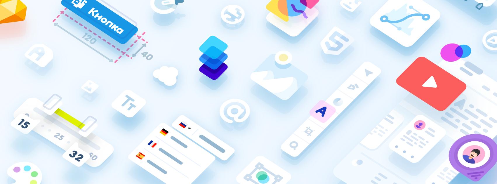 Дизайн-система Mail.Ru Group Paradigm