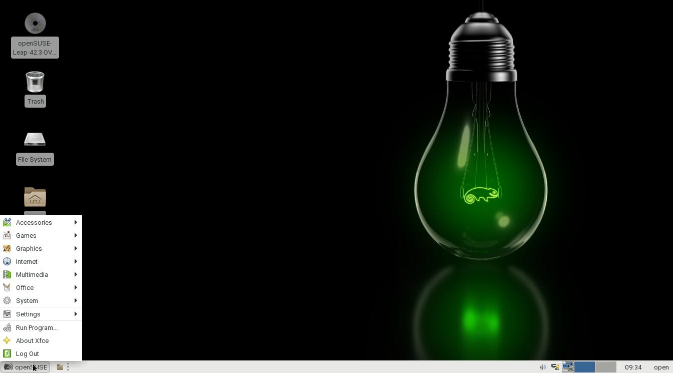 Релиз Linux-дистрибутива openSUSE 42.3