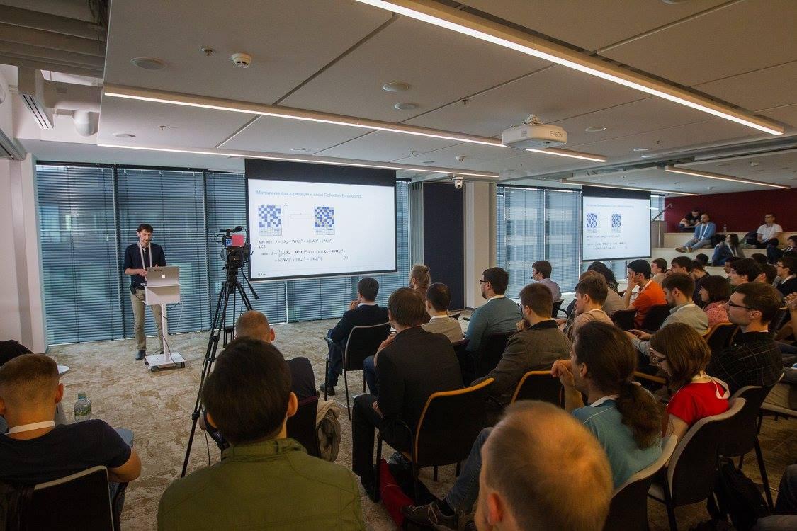 Видеозаписи с Avito Data Science meetup
