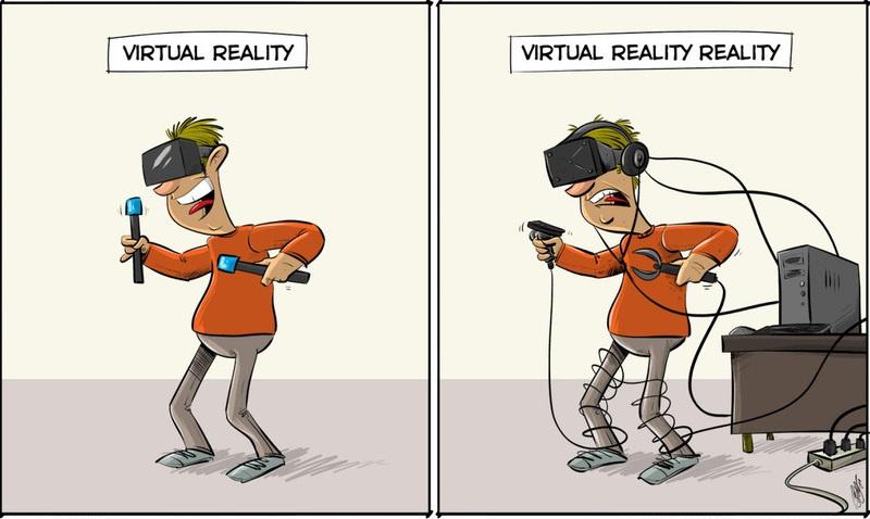 Полное погружение в виртуальную реальность: настоящее и будущее