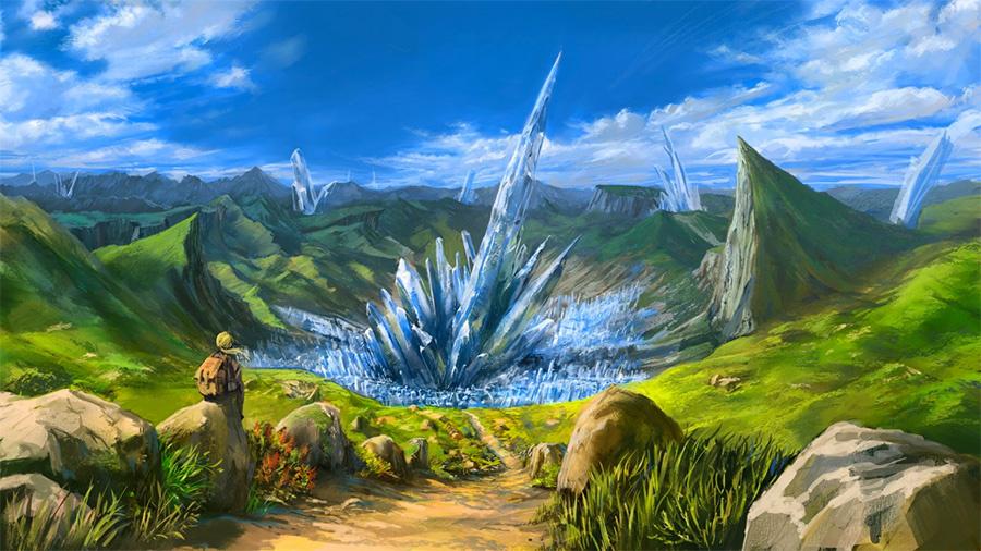 Путешествие из Node в Crystal