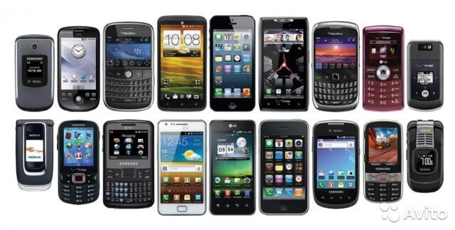 Компания Avito предоставила данные о самых востребованных б/у смартфонах в России