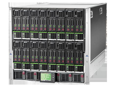 Коммутатор HP BladeSystem B-series 8/12c 12 порта AJ820B