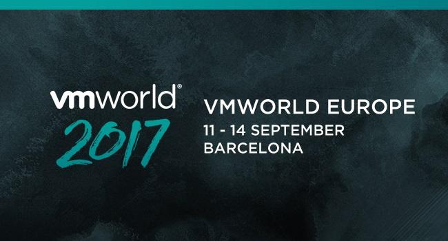 Конференция VMworld 2017 Europe. День 2, 3