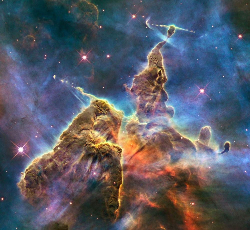 Генерация Галактики и обучение начальным знаниям астрономии