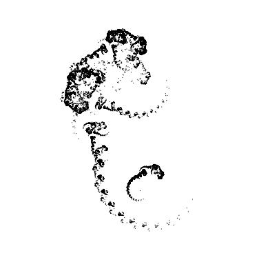 Эволюция фрактальных монстров