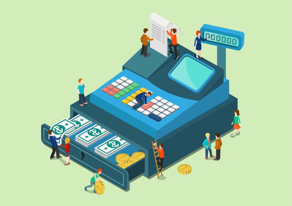 Как мы перевели 400 магазинов на электронные кассы