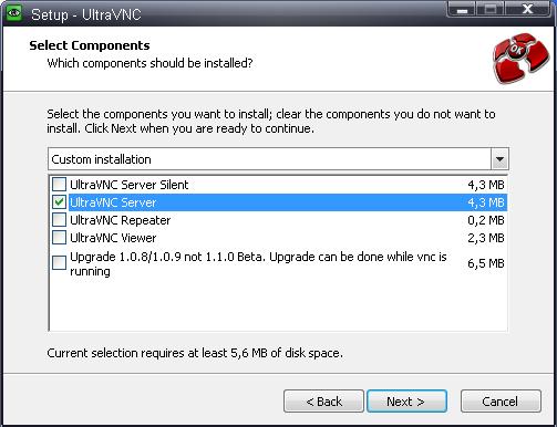 UltraVNC как замена TeamViewer / Блог компании Business Infinity