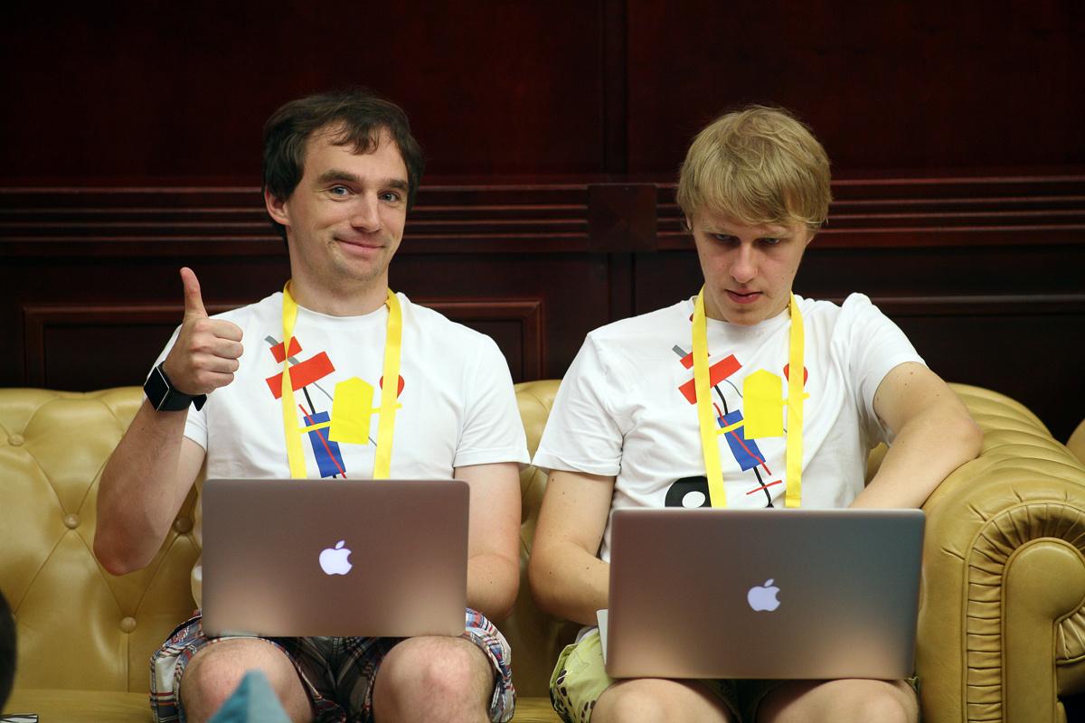 Марафонский раунд Яндекс.Алгоритма 2017