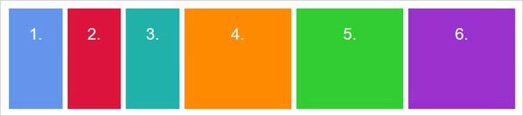 CSS: введение в единицу длины 'fr'