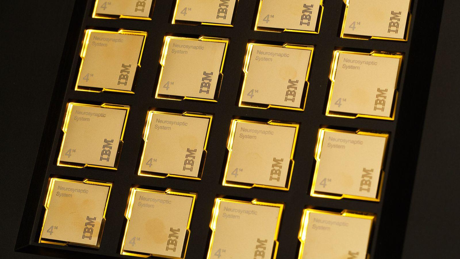 IBM адаптировала сверточную нейронную сеть для работы на нейроморфном чипе