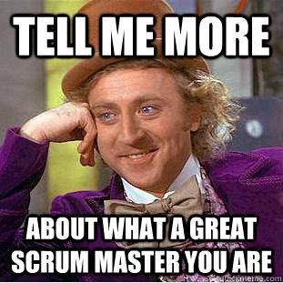 Как выглядит Scrum в реальном мире? Выясняем на встрече sсrum-мастеров 23 мая в Санкт-Петербурге