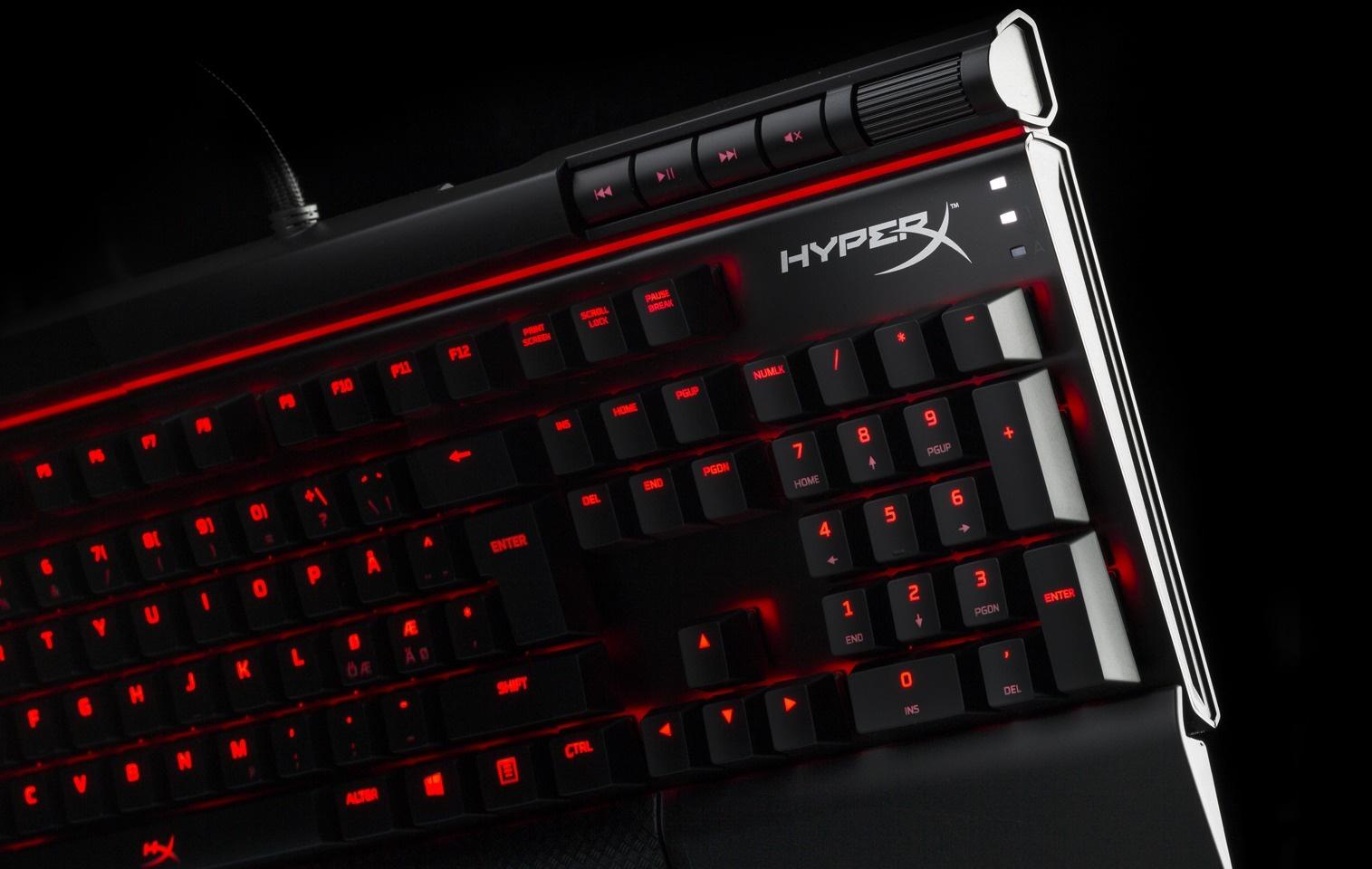 Новые механические клавиатуры HyperX Alloy Elite и Alloy FPS Pro: вам спорт или комфорт?