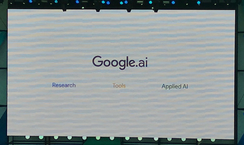 Google-is-AI-first