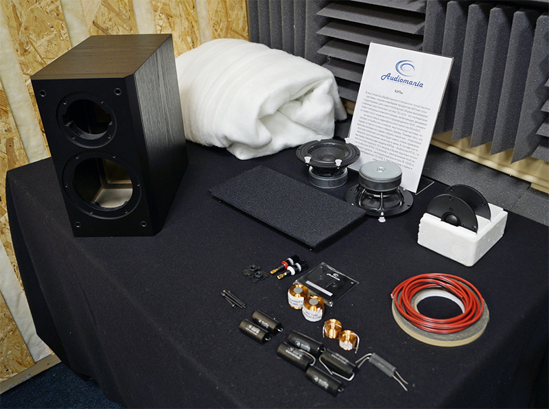 Конструктор акустической системы Audiocore Kit: транскрипт подкаста «Звук»