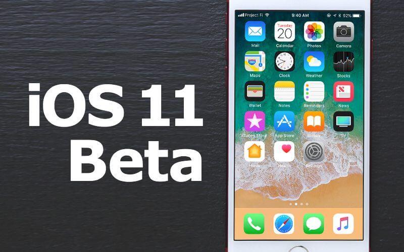 Вышла новая бета-версия iOS 11