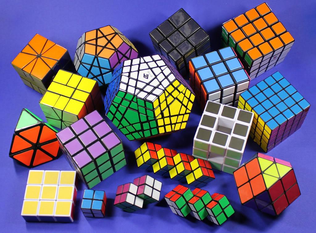 Умный кубик Рубика: теперь и он «синхронизируется» со смартфоном / Блог  компании Medgadgets / Хабр
