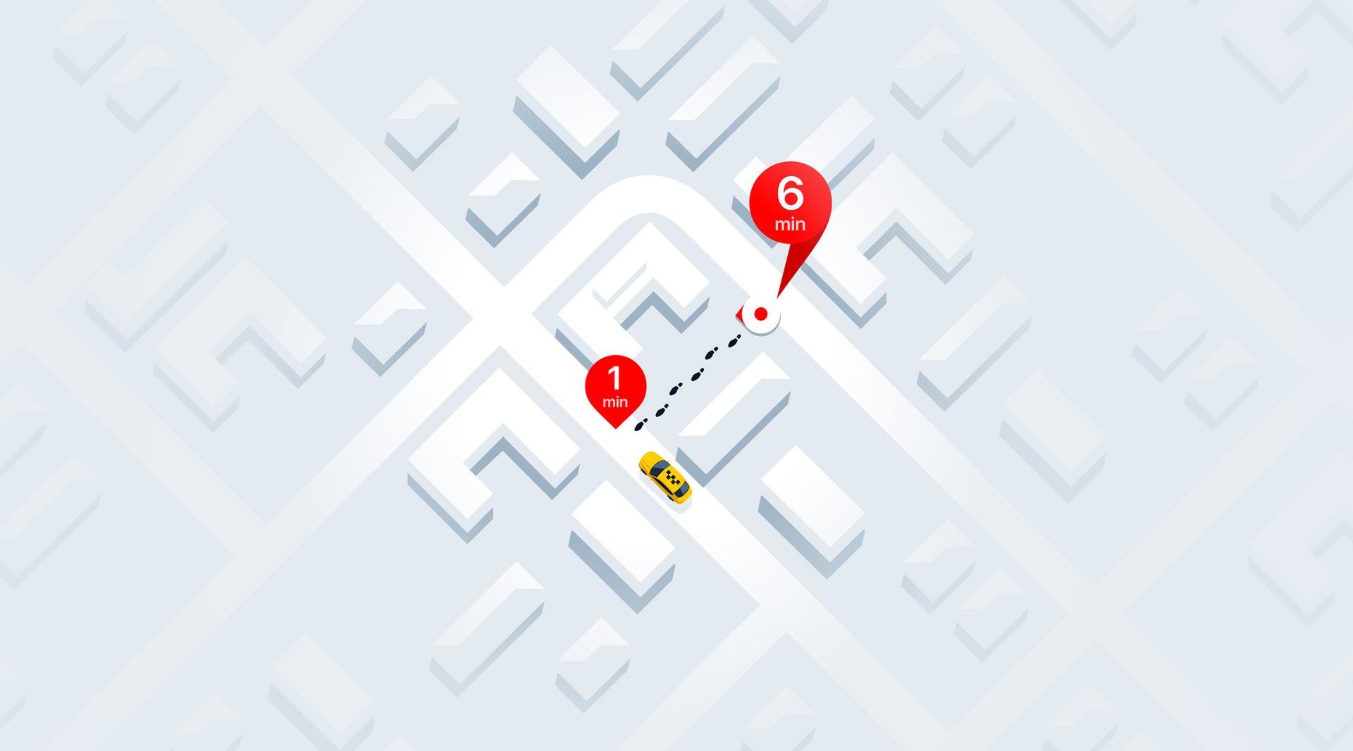 Как технологии Яндекс.Такси приближают будущее личного и общественного транспорта