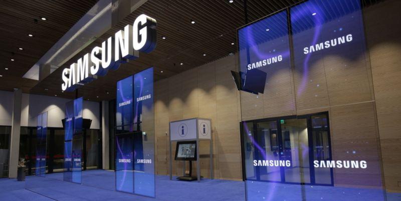 Компания Samsung продемонстрировала свои новые разработки в области экранов