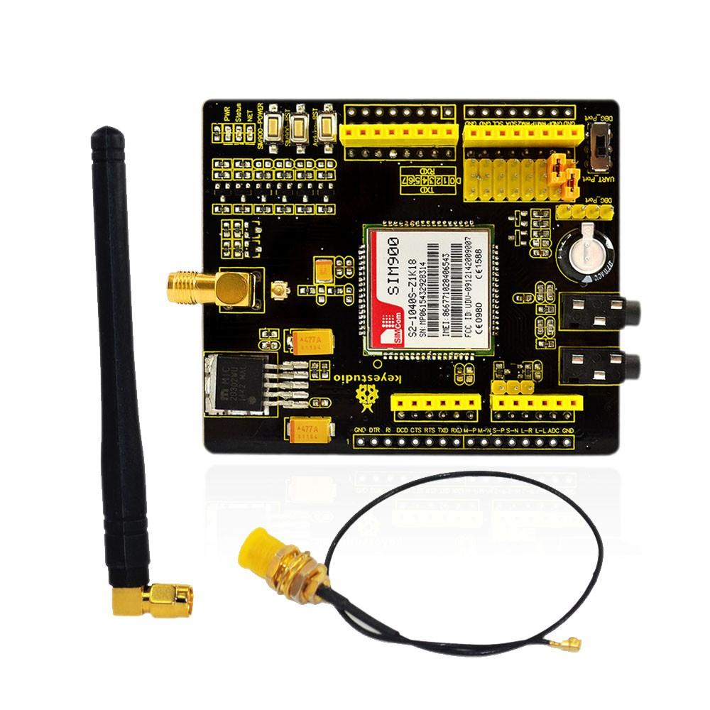 Внешний вид Keyestudio GSM/GPRS Shield
