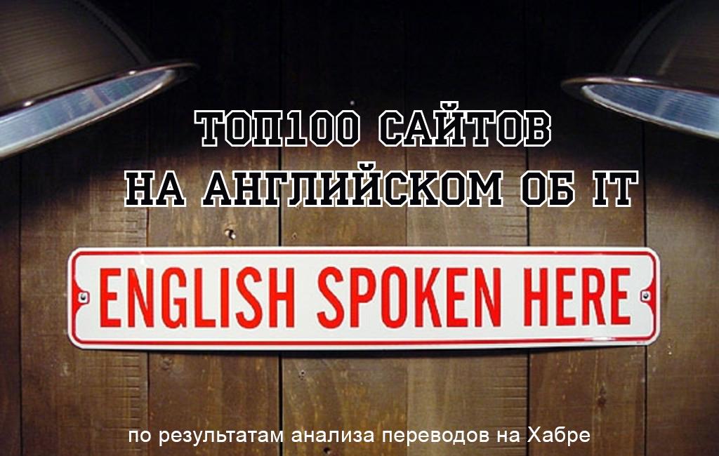 Топ англоязычных сайтов чтоб сделать сайт