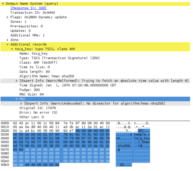 Критическая уязвимость механизма аутентификации BIND позволяет похищать и изменять DNS-записи серверов