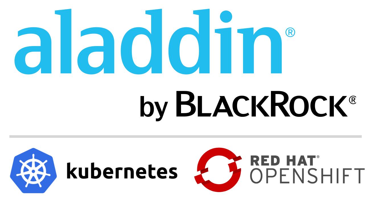Истории успеха Kubernetes в production. Часть 7: BlackRock
