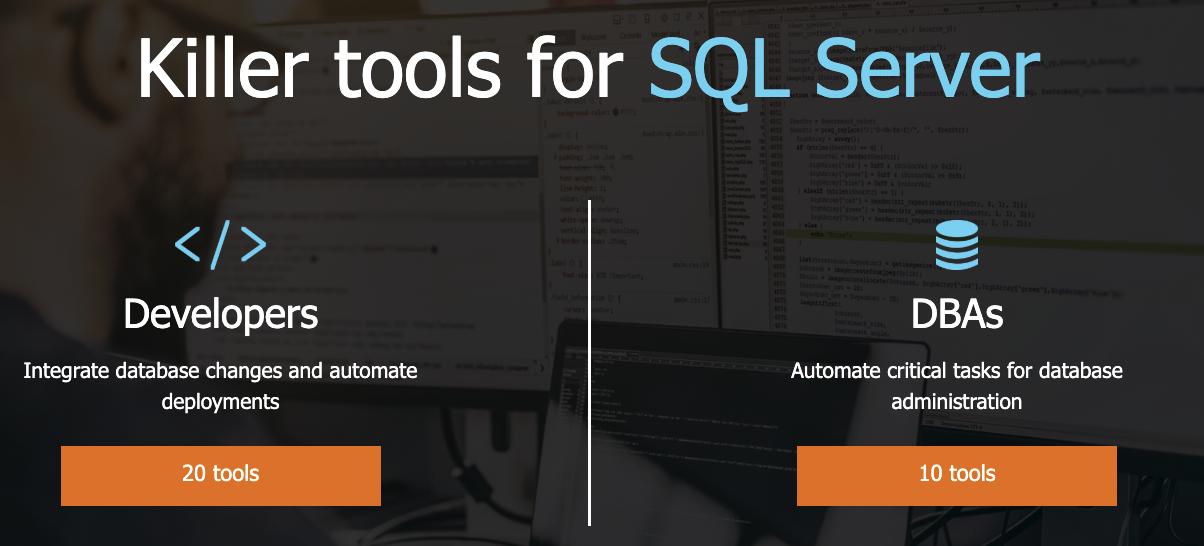 10 бесплатных утилит ApexSQL для управления базами данных Microsoft SQL Server