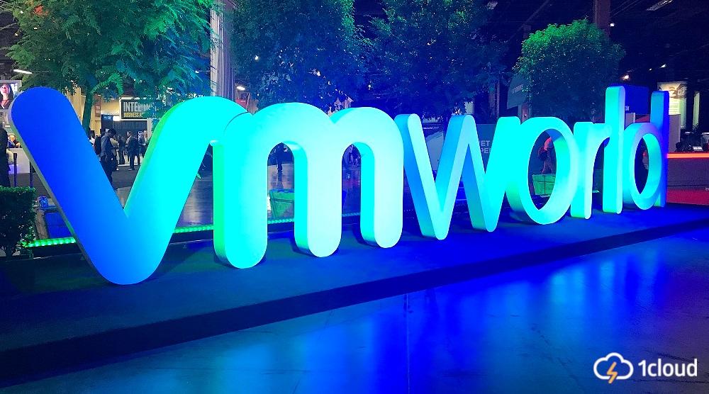Что известно о конференции VMworld 2019