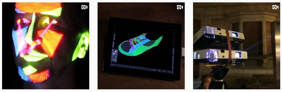 Видеомаппинг – это зрелищно! Компиляция интересных инсталляций и мысли о том, как сделать проектор средством заработка