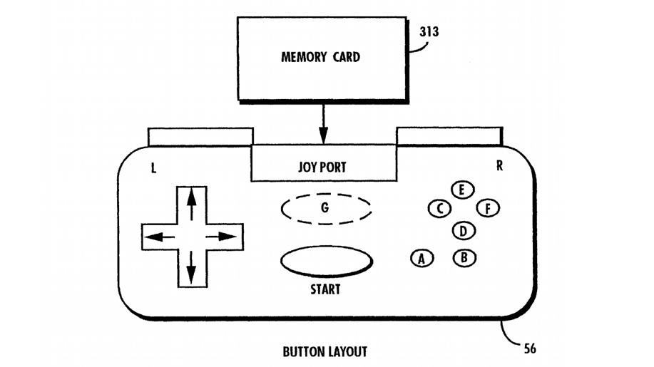 Порт для карты памяти на протоконтроллере Ultra 64 был предусмотрен с самого начала