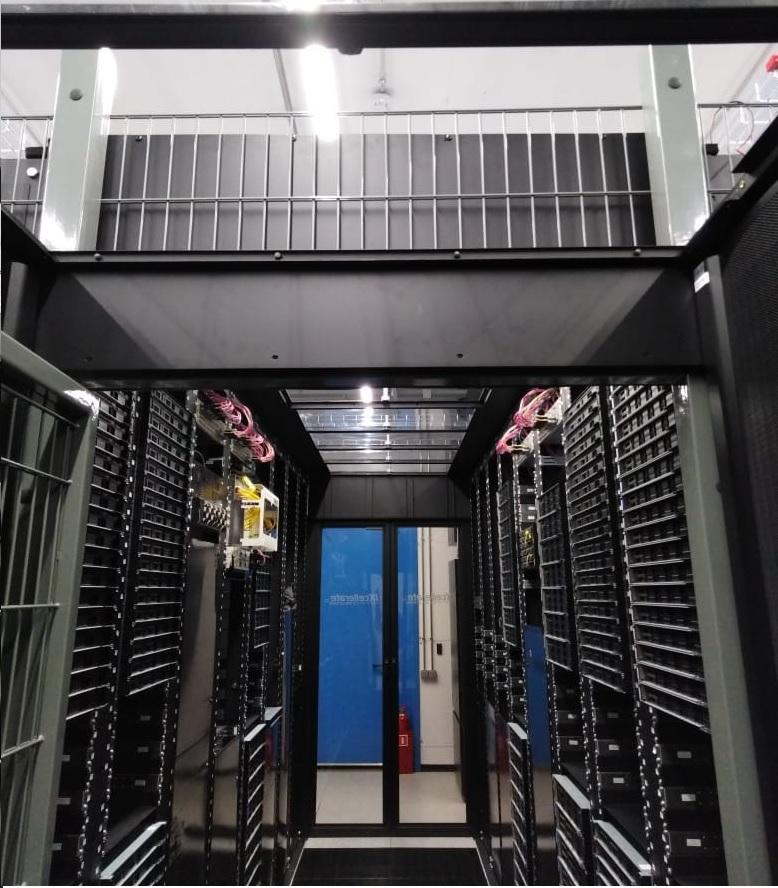 Системы изоляции воздушных коридоров ЦОД. Часть 3. Системы холодоснабжения для высоконагруженных дата-центров