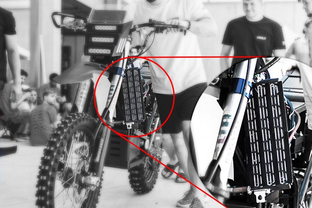[Перевод] Электромотоцикл, изготовленный с применением SLS 3D-печати