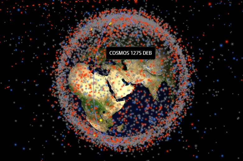 ЦНИИмаш запатентовал лазерную систему опознавания «свой-чужой» для спутников