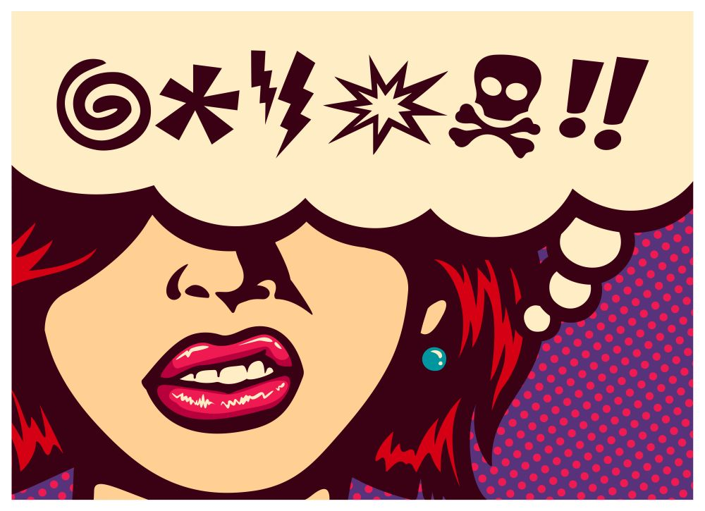 Emotions form the language we use; but the second language helps them bypass