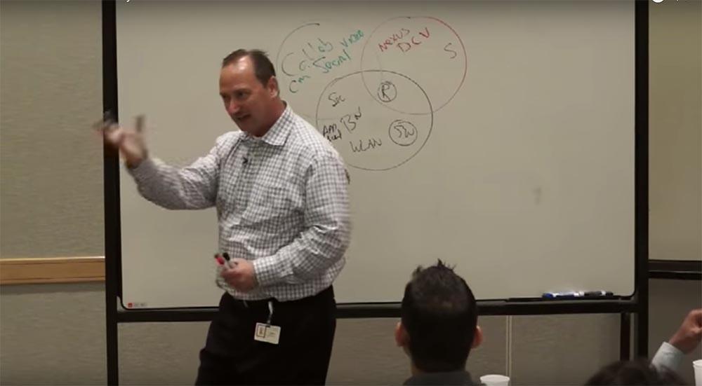 Тренинг FastTrack. «Сетевые основы». «Понимание архитектуры Cisco». Эдди Мартин. Декабрь, 2012