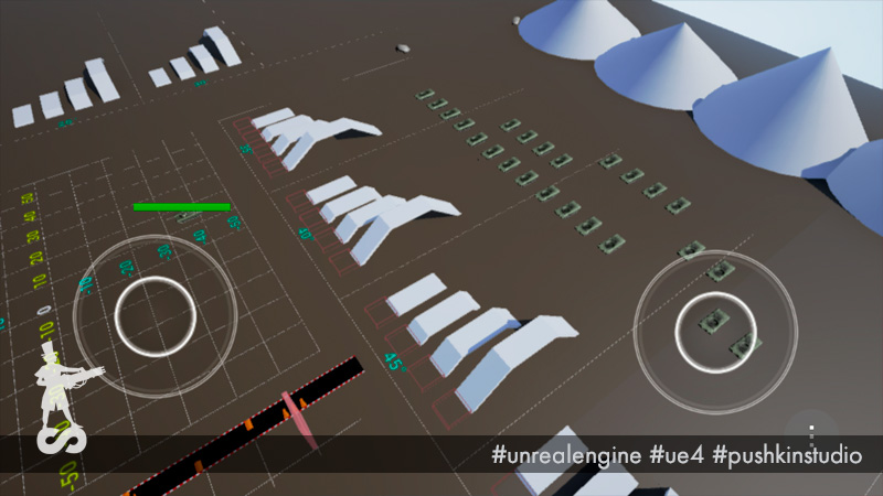 Network optimization for Unreal Engine 4