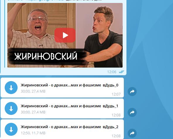Загружайте аудио с YouTube в Telegram. @YouAutist_bot