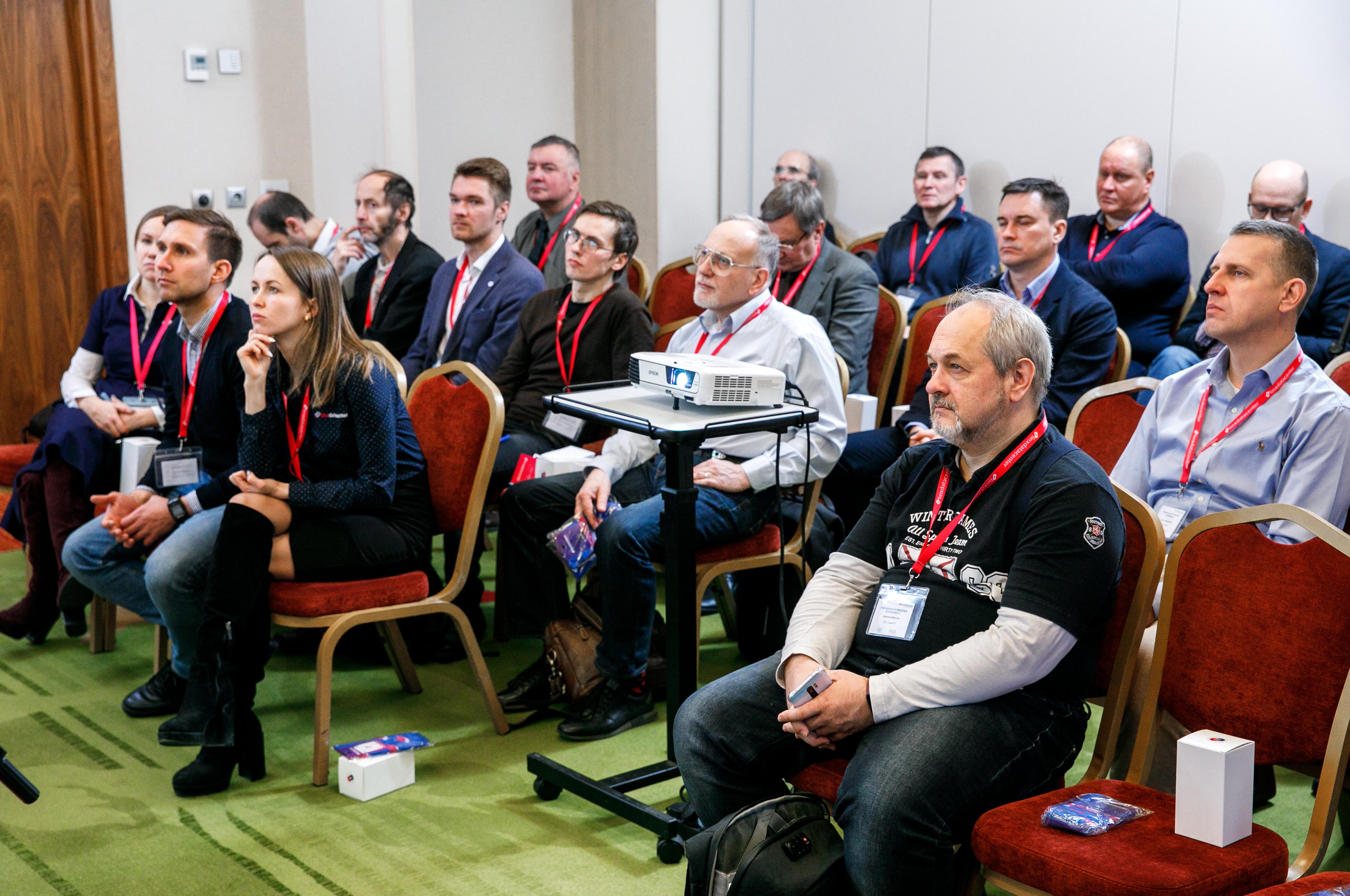 Семинар: Гибридные ИТ-решения для бизнеса. 5 декабря, Санкт-Петербург