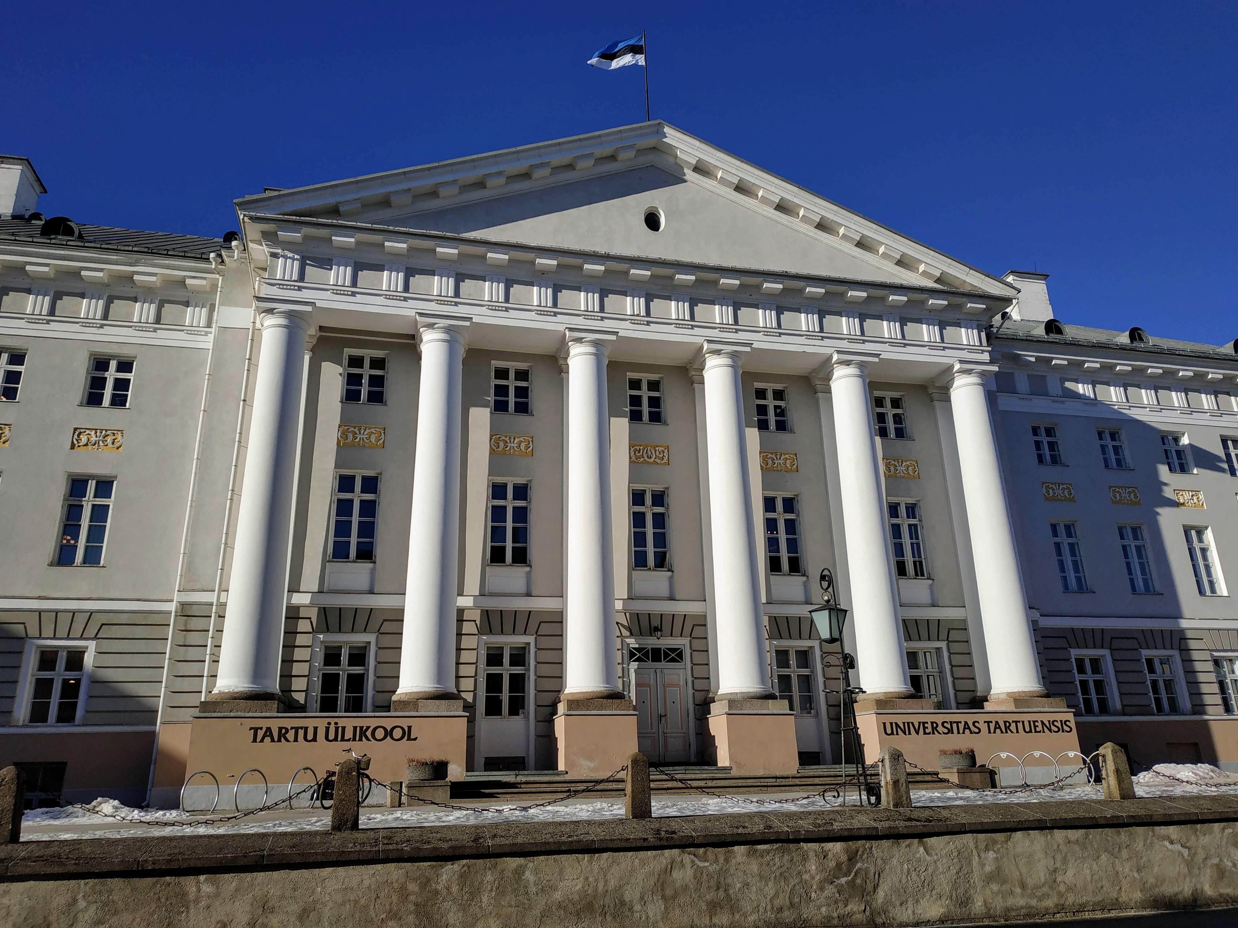 Из песочницы Магистратура в области Computer Science в Эстонии личный опыт
